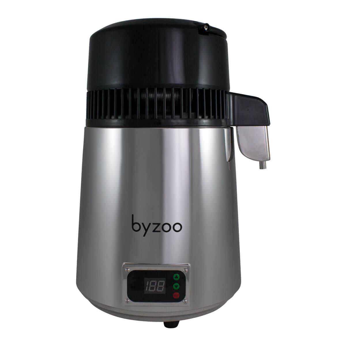 Byzoo Víztisztító és Vízdesztilláló Készülék + Ajándék Üvegkancsó