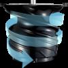 Hurom HH Elite II. Generációs Gyümölcsprés (Fehér) + Ajándék Receptkönyv