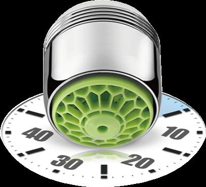 Eco Touch - Automata Időzítős Okos Csaptelep Adapter