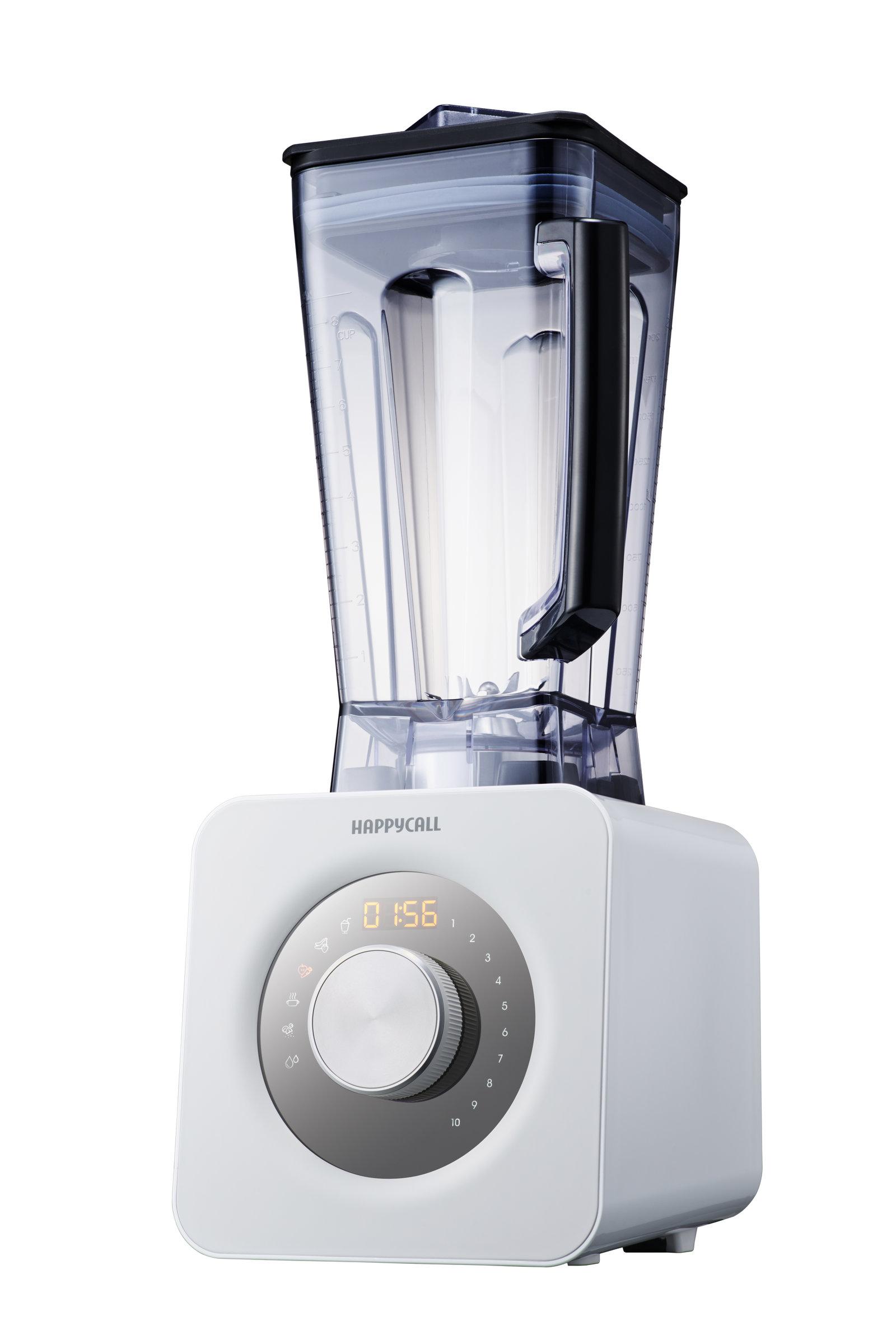 """HAPPYCALL AXLERIM 'Z' - (Fehér) - Nagy Sebességű Professzionális Turmixgép """"4 in 1"""""""